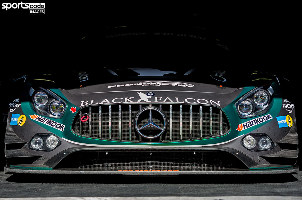 Christodoulou named as official AMG Customer Sports Driver - AMG Black Falcon - AdamChristodoulou.com