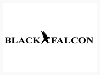 Black Falcon Racing Logo - AdamChristodoulou.com