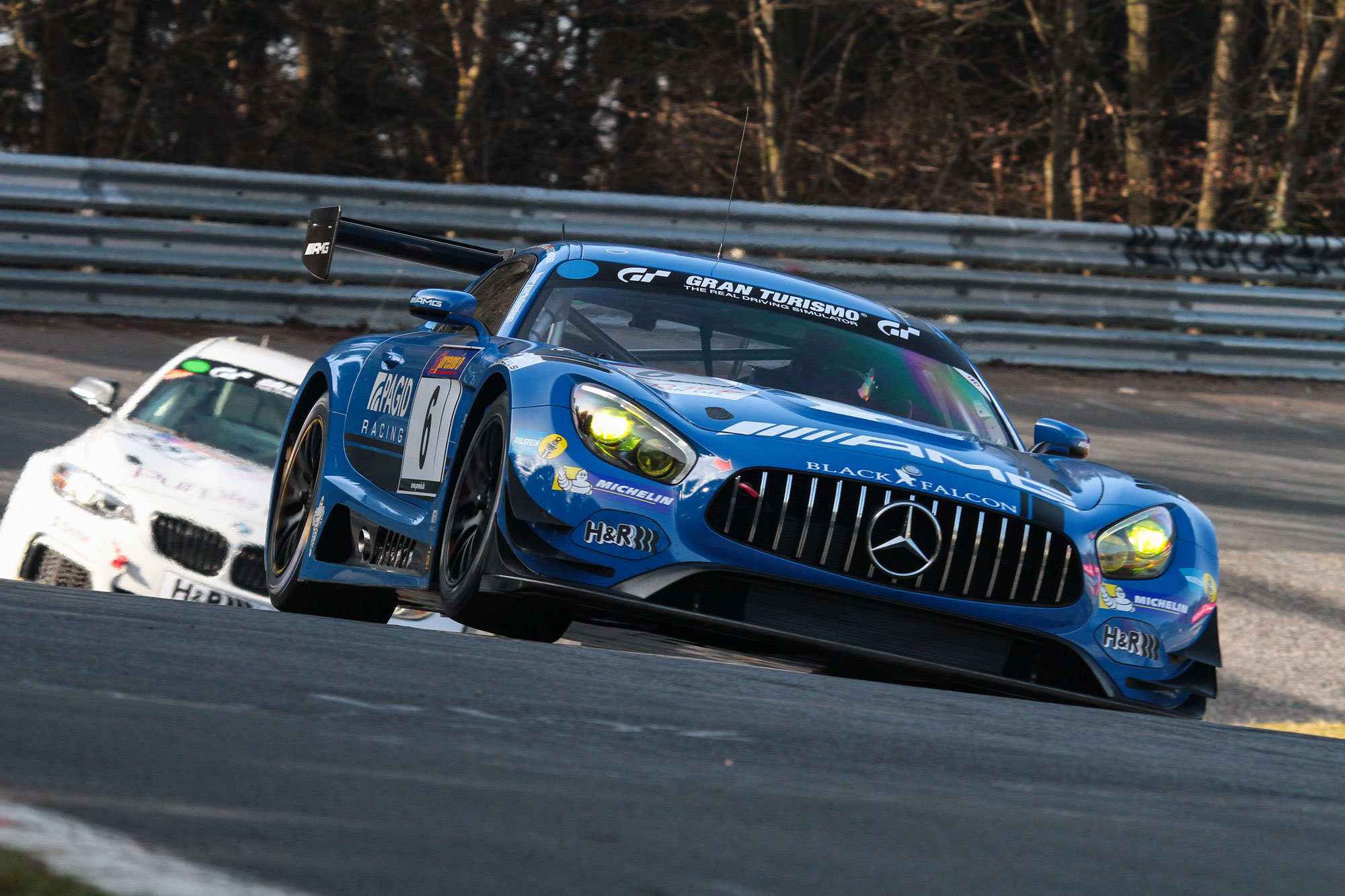 Podium Finish  for Christodoulou in Mercedes-AMG VLN Season Opener