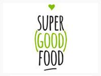 SuperGoodFood Logo - AdamChristodoulou.com