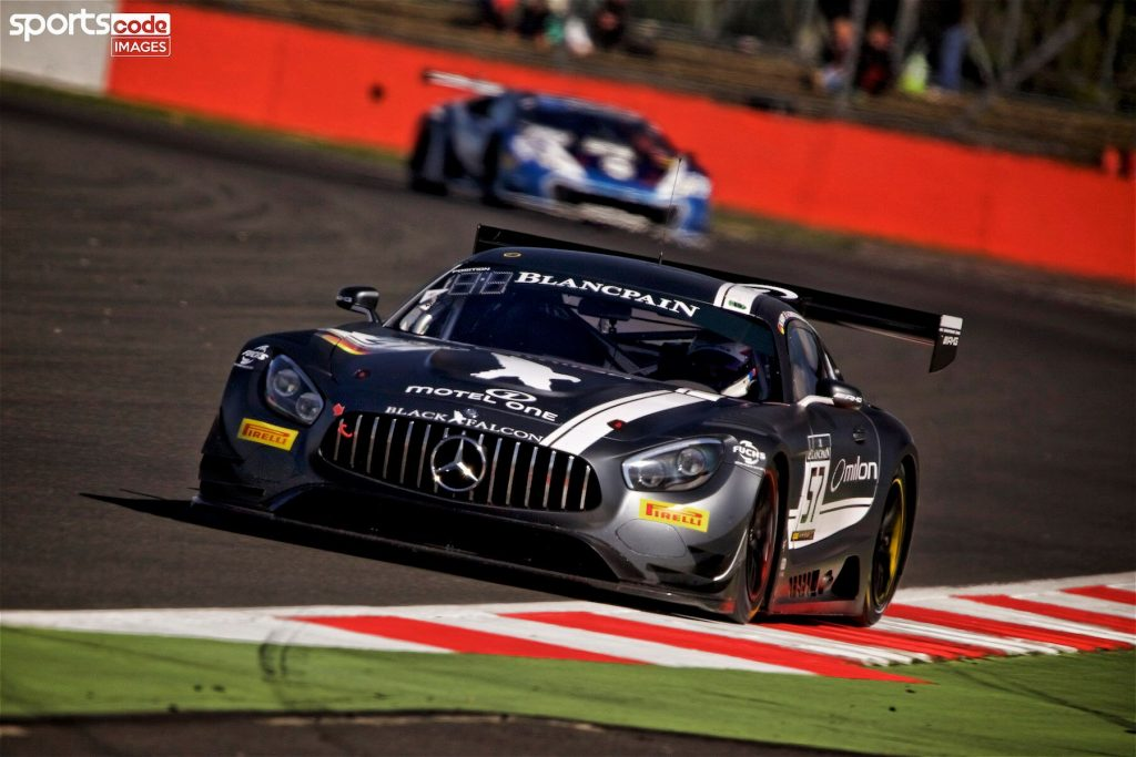 Christodoulou's charge goes unrewarded at Silverstone - AdamChristo.co.uk
