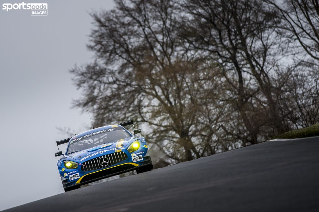 Christodoulou takes second in final Nürburgring 24 warmup - AdamChristo.co.uk